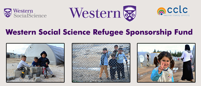 Western Social Science Refugee Sponsorship Fund
